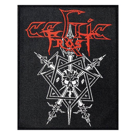 <img class='new_mark_img1' src='https://img.shop-pro.jp/img/new/icons1.gif' style='border:none;display:inline;margin:0px;padding:0px;width:auto;' />Celtic Frost / セルティック・フロスト - Morbid Tales. パッチ【お取寄せ】