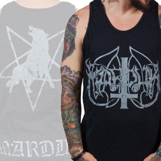 Marduk / マーダック - Wolf Logo. タンクトップ【お取寄せ】