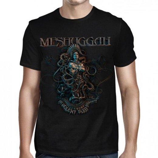Meshuggah / メシュガー - The Violent Sleep. Tシャツ【お取寄せ】