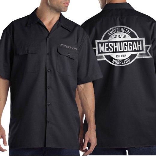 Meshuggah / メシュガー -