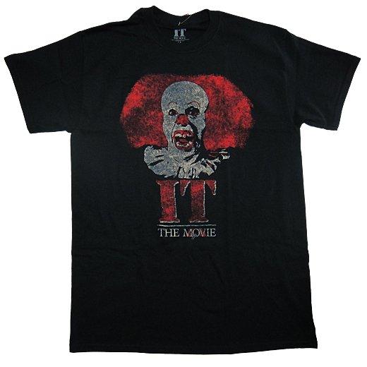 【即納商品】It / イット - Pennywise Clown. Tシャツ(Lサイズ)