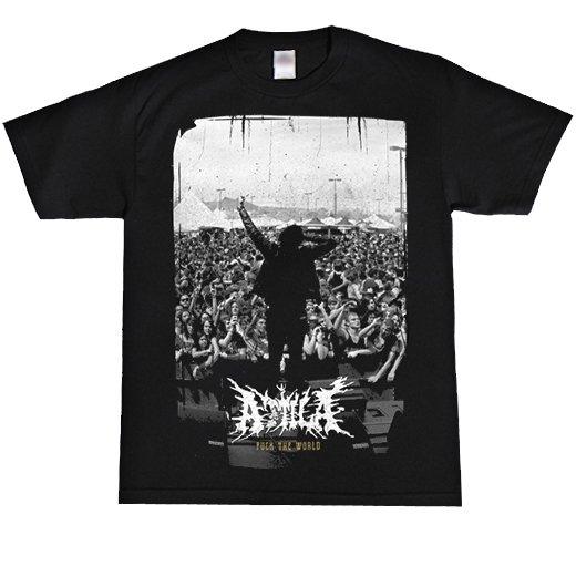 【即納商品】Attila / アッティラ - Crowd. Tシャツ(Sサイズ)