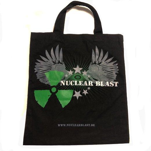【無料プレゼント】Nuclear Blast / ニュークリア・ブラスト - Wings green. トートバッグ