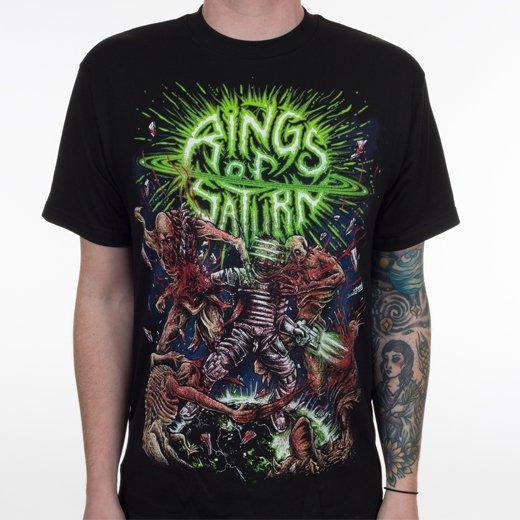 Rings Of Saturn / リングス・オブ・サターン - Necro Tシャツ【お取寄せ】