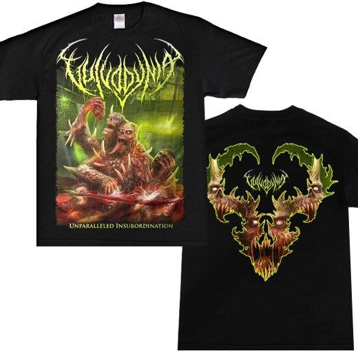 Vulvodynia / ヴルヴォディニア - Unparalleled Insubordination. Tシャツ【お取寄せ】