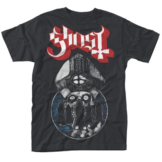 <img class='new_mark_img1' src='https://img.shop-pro.jp/img/new/icons1.gif' style='border:none;display:inline;margin:0px;padding:0px;width:auto;' />Ghost / ゴースト - Warriors. Tシャツ【お取寄せ】