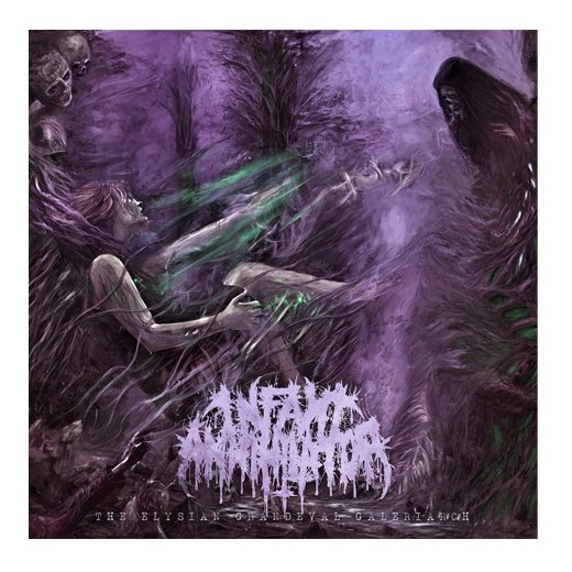<img class='new_mark_img1' src='https://img.shop-pro.jp/img/new/icons1.gif' style='border:none;display:inline;margin:0px;padding:0px;width:auto;' />Infant Annihilator / インファント・アナイアレーター - The Elysian Grandeval Galeriarch. CD【お取寄せ】
