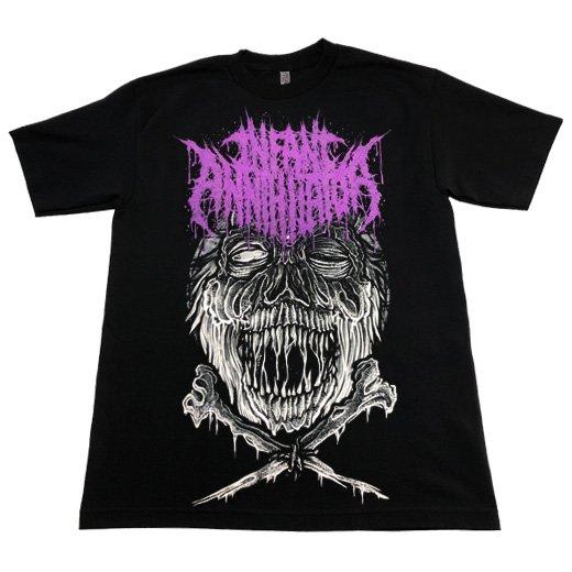 【即納商品】Infant Annihilator / インファント・アナイアレーター - Cheeky. Tシャツ(Lサイズ)