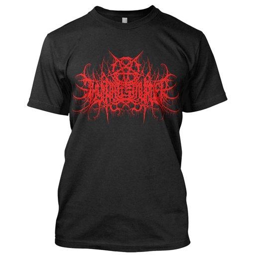 【即納商品】Thy Art Is Murder / ザイ・アート・イズ・マーダー - New Logo (Red). Tシャツ(XXXLサイズ)