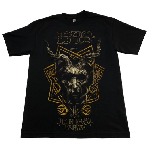 <img class='new_mark_img1' src='https://img.shop-pro.jp/img/new/icons1.gif' style='border:none;display:inline;margin:0px;padding:0px;width:auto;' />1349 - The Infernal Pathway. Tシャツ【お取寄せ】