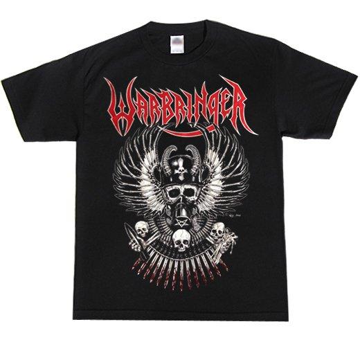 【即納商品】Warbringer / ウォーブリンガー - Tour Without End. Tシャツ (Sサイズ )
