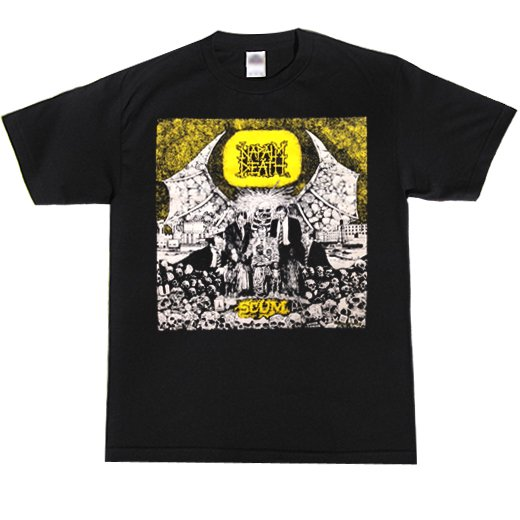 Napalm Death / ナパーム・デス - Scum. Tシャツ【お取寄せ】