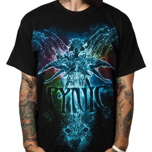 【お取寄せ】Cynic / シニック - Rainbow. Tシャツ