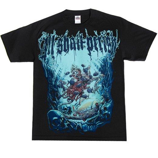 【お取寄せ】All Shall Perish / オール・シャル・ペリシュ - Deep Sea. Tシャツ