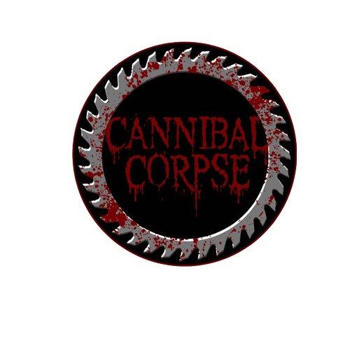 【お取寄せ】Cannibal Corpse / カンニバル・コープス - Saw Blade Round. パッチ