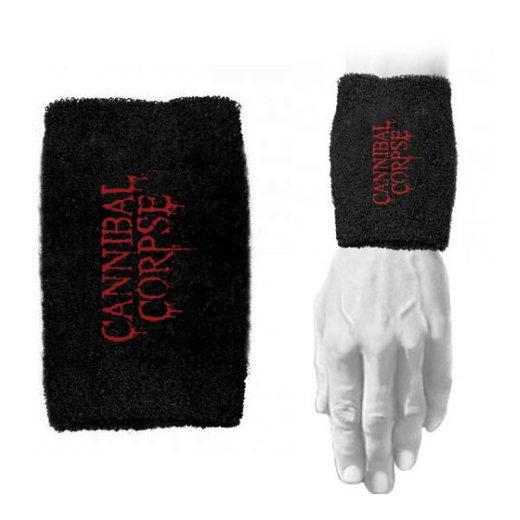 【お取寄せ】Cannibal Corpse / カンニバル・コープス - Logo. リストバンド