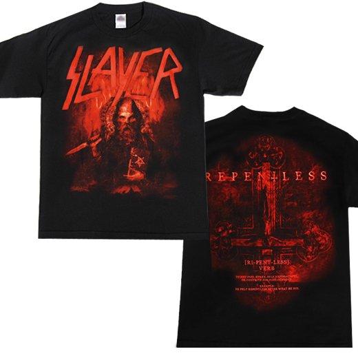 Slayer / スレイヤー - Repentless - Priest. Tシャツ【お取寄せ】