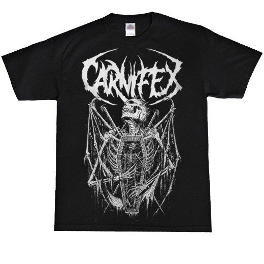 Carnifex / カーニフェックス - Riddick. Tシャツ【お取寄せ】