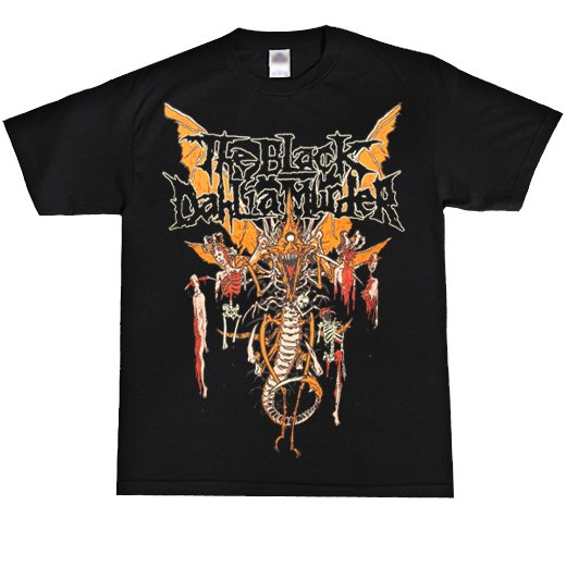 The Black Dahlia Murder / ザ・ブラック・ダリア・マーダー - Hell Wasp. Tシャツ【お取寄せ】