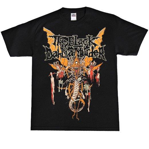 The Black Dahlia Murder / ザ・ブラック・ダリア・マーダー - Hell Wasp. Tシャツ【お取寄せ】