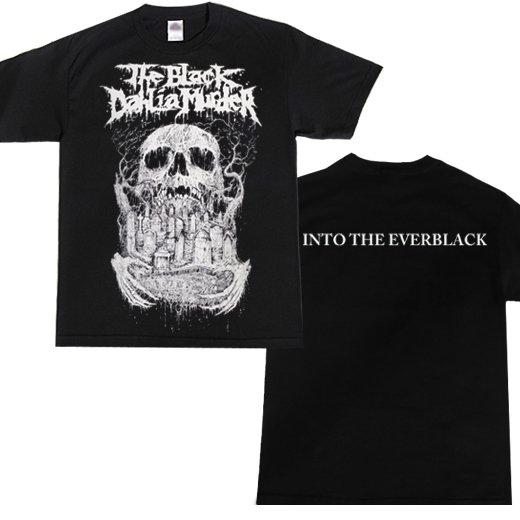The Black Dahlia Murder / ザ・ブラック・ダリア・マーダー - Into The Everblack. Tシャツ【お取寄せ】