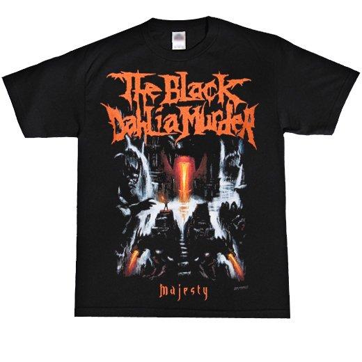 The Black Dahlia Murder / ザ・ブラック・ダリア・マーダー - Majesty. Tシャツ【お取寄せ】