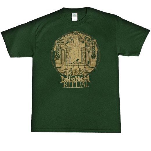 The Black Dahlia Murder / ザ・ブラック・ダリア・マーダー - Ritual Stamp. Tシャツ【お取寄せ】