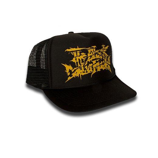 The Black Dahlia Murder / ザ・ブラック・ダリア・マーダー - Logo. メッシュキャップ【お取寄せ】