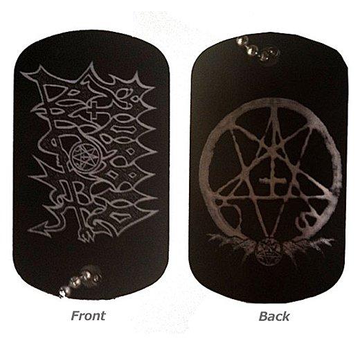 Morbid Angel / モービッド・エンジェル - Logo. ドッグタグネックレス【お取寄せ】