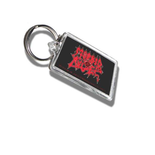 Morbid Angel / モービッド・エンジェル - Logo. キーホルダー【お取寄せ】