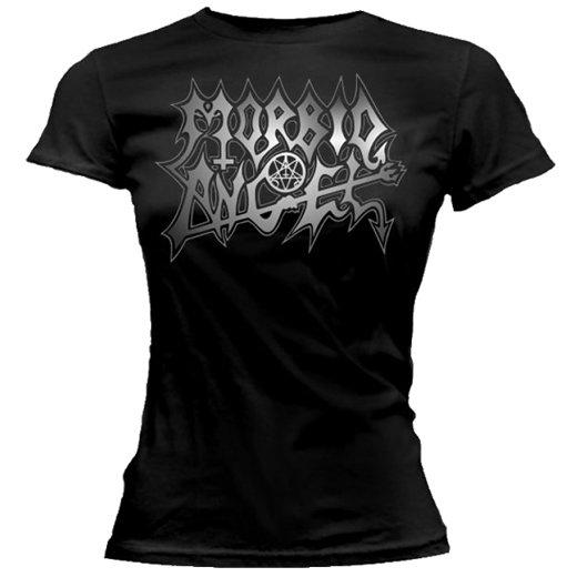 Morbid Angel / モービッド・エンジェル - Logo. レディースTシャツ【お取寄せ】