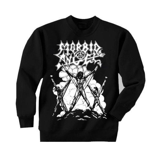 Morbid Angel / モービッド・エンジェル - Thy Kingdom Come. トレーナー【お取寄せ】