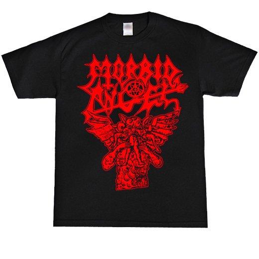 Morbid Angel / モービッド・エンジェル - Hungry Satan. Tシャツ【お取寄せ】