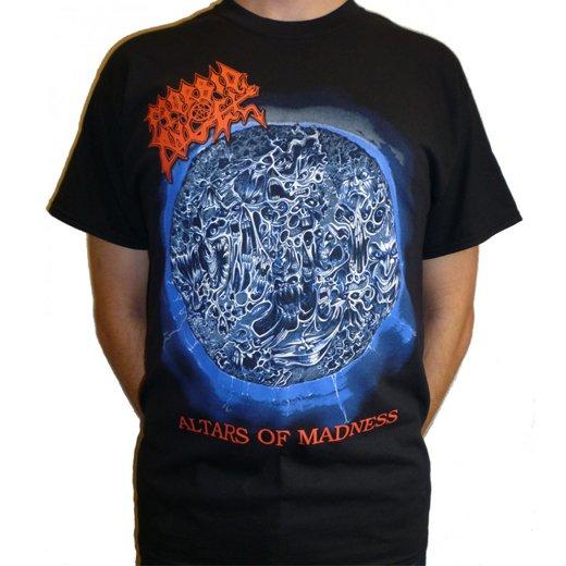 Morbid Angel / モービッド・エンジェル - Altars Of Madness Album Cover. Tシャツ【お取寄せ】