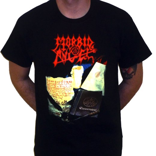 Morbid Angel / モービッド・エンジェル - Covenant. Tシャツ【お取寄せ】