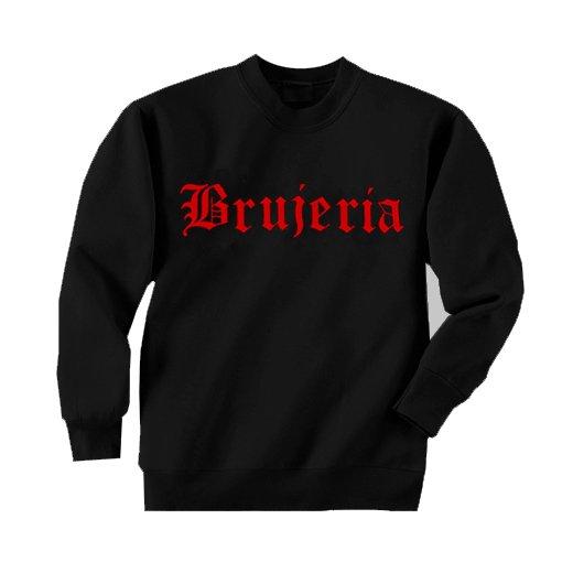 Brujeria / ブルへリア - Logo. トレーナー【お取寄せ】