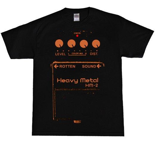 Rotten Sound / ロットン・サウンド - HM-2. Tシャツ【お取寄せ】