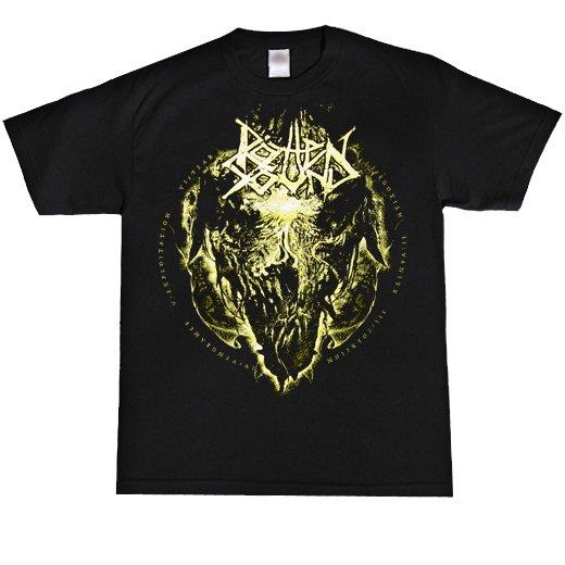 Rotten Sound / ロットン・サウンド - Cursed. Tシャツ【お取寄せ】