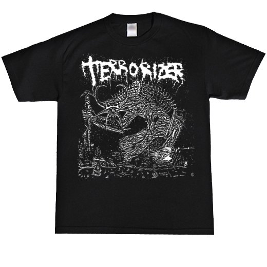 Terrorizer / テロライザー - 1987. Tシャツ【お取寄せ】