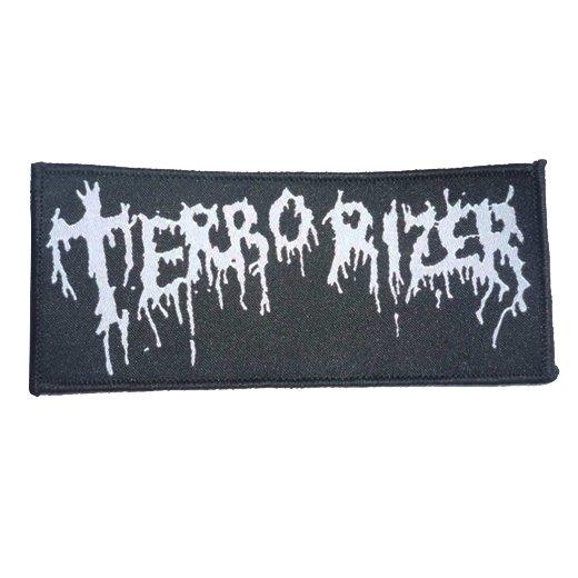 Terrorizer / テロライザー - Logo. パッチ【お取寄せ】