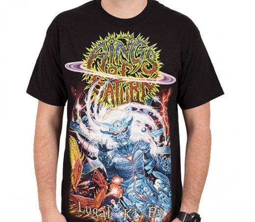 Rings Of Saturn / リングス・オブ・サターン - Lugal Ki En. Tシャツ【お取寄せ】