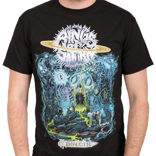 Rings Of Saturn / リングス・オブ・サターン - Dingir. Tシャツ【お取寄せ】