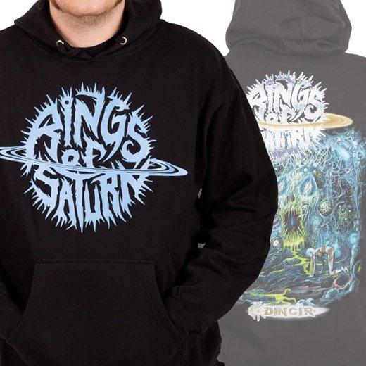 Rings Of Saturn / リングス・オブ・サターン - Dingir. パーカー【お取寄せ】