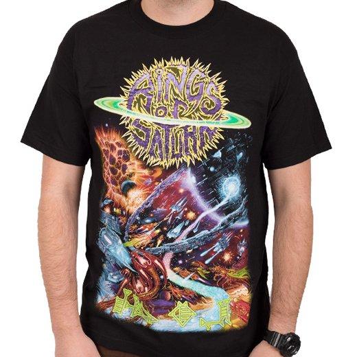 Rings Of Saturn / リングス・オブ・サターン - Saturn Ship. Tシャツ【お取寄せ】
