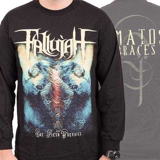 Fallujah / ファルージャ - The Flesh Prevails. ロングスリーブTシャツ【お取寄せ】