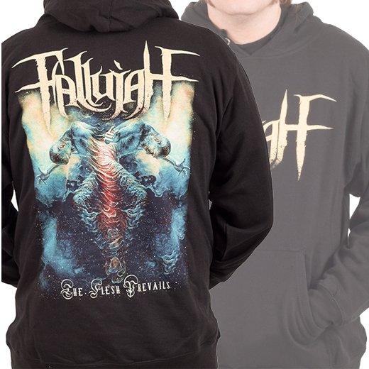 Fallujah / ファルージャ - The Flesh Prevails. パーカー【お取寄せ】