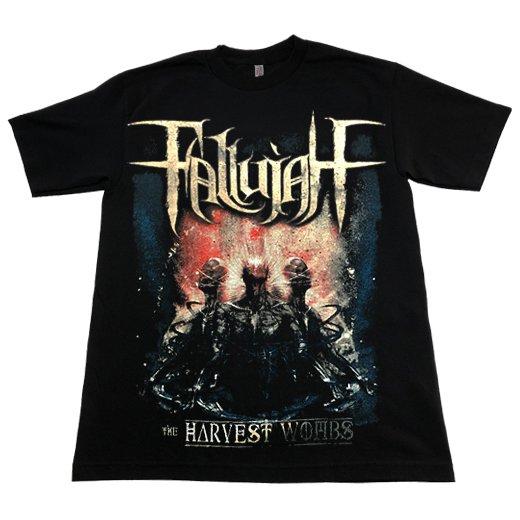 Fallujah / ファルージャ - The Harvest Wombs. Tシャツ【お取寄せ】
