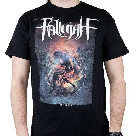 Fallujah / ファルージャ - Nomadic. Tシャツ【お取寄せ】