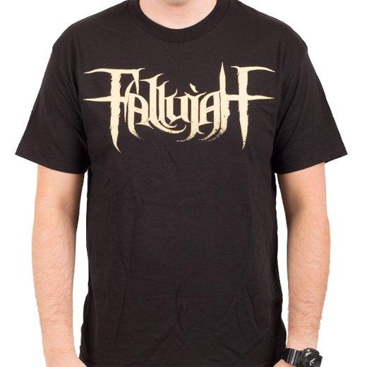 Fallujah / ファルージャ - Logo. Tシャツ【お取寄せ】