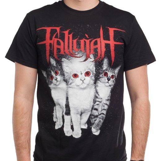 Fallujah / ファルージャ - Cats. Tシャツ【お取寄せ】